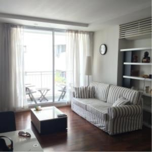BKK Condos Agency's 2 bedroom condo for rent at Siri On 8  4