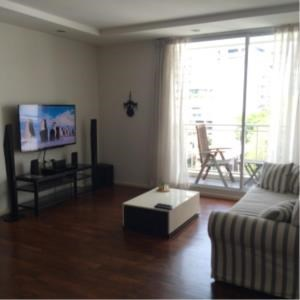 BKK Condos Agency's 2 bedroom condo for rent at Siri On 8  2