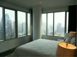 BKK Condos Agency's 3 bedroom condo for rent at 185 Rajdamri  3