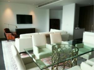 BKK Condos Agency's 3 bedroom condo for rent at 185 Rajdamri  4
