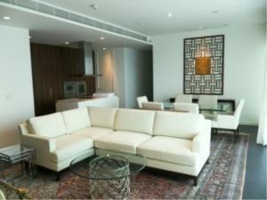 BKK Condos Agency's 3 bedroom condo for rent at 185 Rajdamri  5