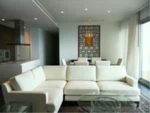 BKK Condos Agency's 3 bedroom condo for rent at 185 Rajdamri  6