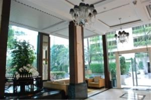 BKK Condos Agency's Studio for sale with tenant at The Address Chidlom 13