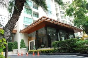 BKK Condos Agency's Studio for sale with tenant at The Address Chidlom 15