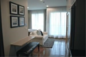 BKK Condos Agency's Studio for sale with tenant at The Address Chidlom 6