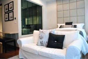 BKK Condos Agency's Studio for sale with tenant at The Address Chidlom 8