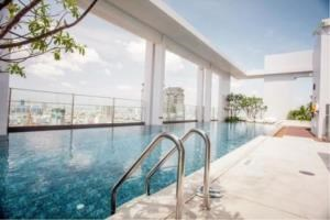 BKK Condos Agency's 1 bedroom condo for rent at Rhythm Sathorn   Narathiwas   11