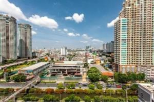 BKK Condos Agency's 1 bedroom condo for rent at Rhythm Sathorn   Narathiwas   20
