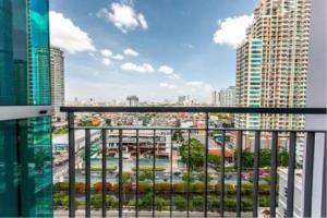 BKK Condos Agency's 1 bedroom condo for rent at Rhythm Sathorn   Narathiwas   4