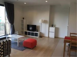 BKK Condos Agency's 2 bedroom condo for rent at HQ by Sansiri 2
