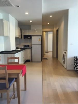 BKK Condos Agency's 2 bedroom condo for rent at HQ by Sansiri 6