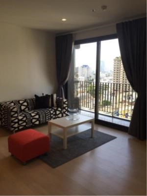 BKK Condos Agency's 2 bedroom condo for rent at HQ by Sansiri 7