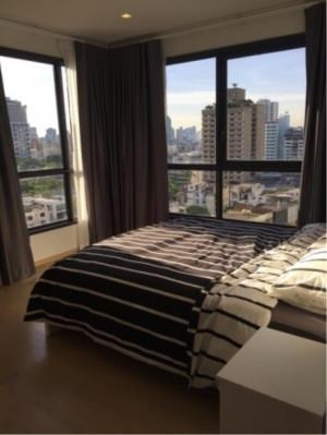 BKK Condos Agency's 2 bedroom condo for rent at HQ by Sansiri 10