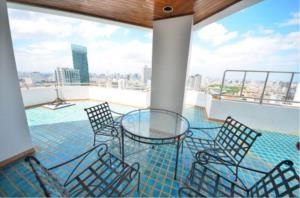BKK Condos Agency's 5 bedroom penthouse for sale and for rent at Saichol Mansion 7