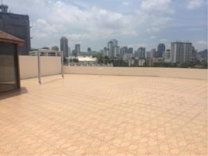 BKK Condos Agency's 3 bedroom penthouse for sale at Prime Mansion 39  6