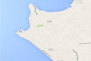 BKK Condos Agency's Land for sale 269 sqw. in Chonburi near Bang Saen beach 1