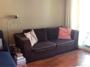 BKK Condos Agency's 1 bedroom condo for sale with tenant at Plus 38  3