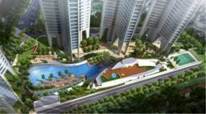 BKK Condos Agency's 3 bedroom condo for sale at Millennium Residence 9