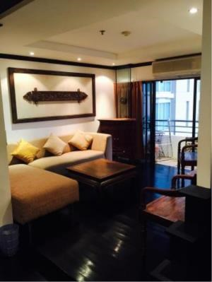 BKK Condos Agency's 2 bedroom condo for rent at Top ViewTower 6