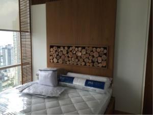 BKK Condos Agency's 1 bedroom condo for rent at Ascott Sky Villas  4