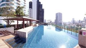 BKK Condos Agency's 1 bedroom condo for rent at Eight Thonglor Residence 5