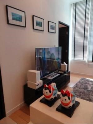BKK Condos Agency's 1 bedroom condo for rent at Eight Thonglor Residence 9