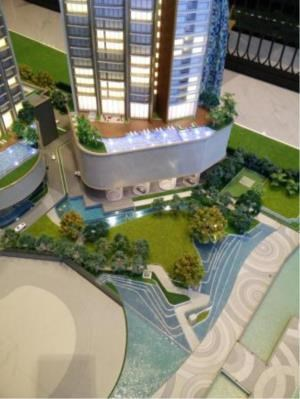 BKK Condos Agency's 1 bedroom condo for sale at Magnolias Waterfront Residences 9