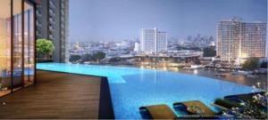 BKK Condos Agency's 1 bedroom condo for sale at Magnolias Waterfront Residences 8