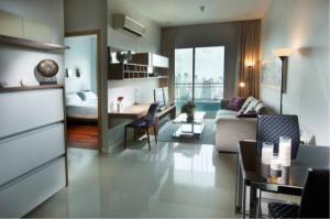 BKK Condos Agency's 1 bedroom condo for sale with tenant at Circle Condominium 3
