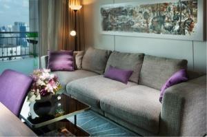 BKK Condos Agency's 1 bedroom condo for sale with tenant at Circle Condominium 4