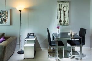 BKK Condos Agency's 1 bedroom condo for sale with tenant at Circle Condominium 5