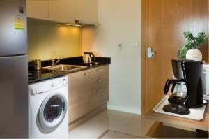 BKK Condos Agency's 1 bedroom condo for sale with tenant at Circle Condominium 6