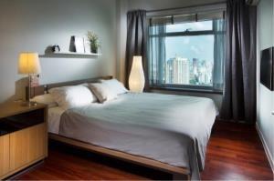 BKK Condos Agency's 1 bedroom condo for sale with tenant at Circle Condominium 7