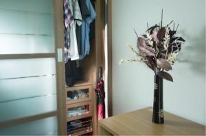 BKK Condos Agency's 1 bedroom condo for sale with tenant at Circle Condominium 9