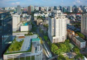 BKK Condos Agency's 1 bedroom condo for sale with tenant at Circle Condominium 10