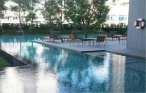 BKK Condos Agency's 1+1 bedroom condo for sale at Hyde Sukhumvit  7