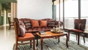 BKK Condos Agency's 3 bedroom condo for rent and for sale at Aguston Sukhumvit 22 3
