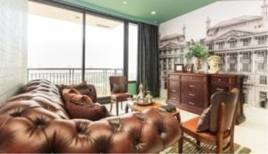 BKK Condos Agency's 3 bedroom condo for rent and for sale at Aguston Sukhumvit 22 5