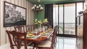 BKK Condos Agency's 3 bedroom condo for rent and for sale at Aguston Sukhumvit 22 6
