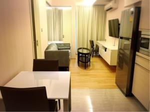 BKK Condos Agency's 1 bedroom condo for rent at H Sukhumvit 43 3