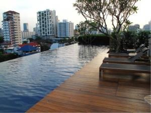 BKK Condos Agency's 2 bedroom condo for rent at Siri on 8 1