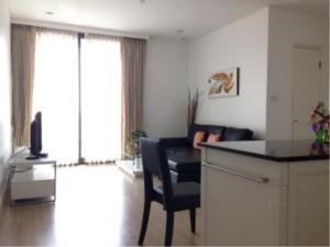 BKK Condos Agency's 2 bedroom condo for rent at Aguston Sukhumvit 22 6