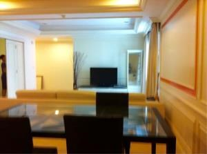 BKK Condos Agency's 3 bedroom condo for rent at La Vie En Rose Place 10