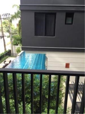 BKK Condos Agency's 1 bedroom condo for rent at Maestro 02 Ruamrudee 9
