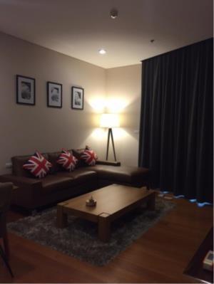 BKK Condos Agency's 1 bedroom condo for rent at Bright Sukhumvit 24  2