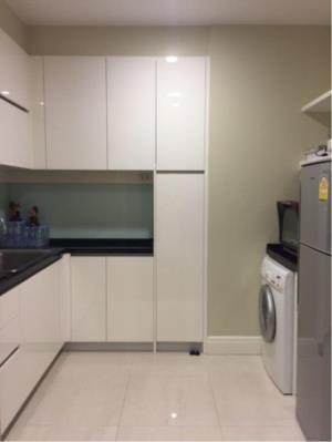 BKK Condos Agency's 1 bedroom condo for rent at Bright Sukhumvit 24  4