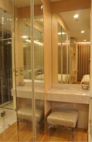 BKK Condos Agency's 1 bedroom condo for rent at The Address Asoke 10