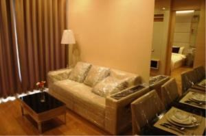 BKK Condos Agency's 1 bedroom condo for rent at The Address Asoke 4