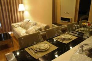 BKK Condos Agency's 1 bedroom condo for rent at The Address Asoke 5