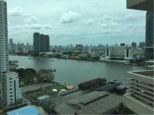 BKK Condos Agency's 2 bedroom condo for rent at Watermark 12